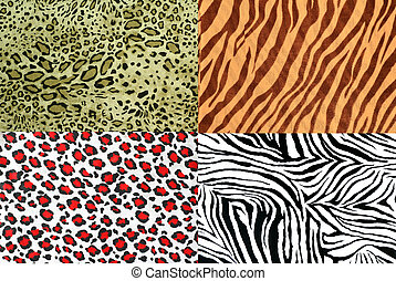 safari style fabric collection