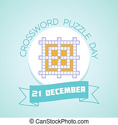 21 December Crossword Puzzle Day - Calendar for each day on...
