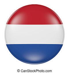 按鈕, 荷蘭