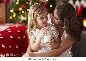 Christmas flavours brings you back to childhood
