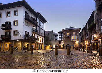 Hondarribia, the Basque Country - Hondarribia-The Basque...