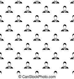 Doctor pattern, simple style - Doctor pattern. Simple...