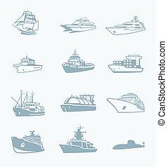 Marine traffic || TECH series - Modern passengers, cargo and...