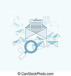 E-mail Search Digital Content Information Technology...