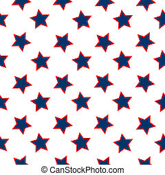 american stars flag pattern, abstract seamless texture; art...