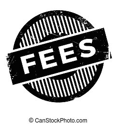 Fees stamp
