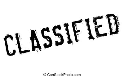Classified stamp