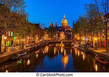 Church of St Nicholas , Amsterdam - Church of St Nicholas...