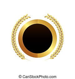 golden Quality seal guaranteed icon