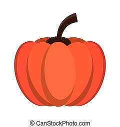 pumpkin harvest bittersweet vegetable icon