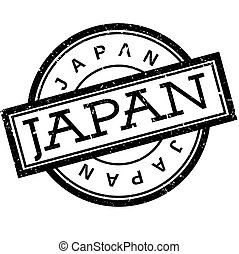 Japan rubber stamp