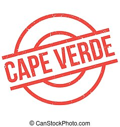Cape Verde rubber stamp