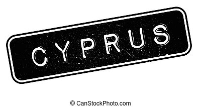 Cyprus rubber stamp