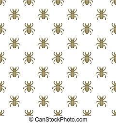 Louse pattern, cartoon style - Louse pattern. Cartoon...