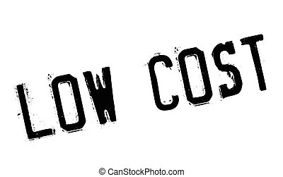 Low cost stamp. Grunge design with dust scratches. Effects...