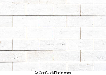 White granite stone wall - Background from a white granite...