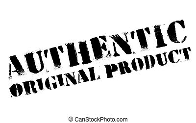 Authentic original product stamp. Grunge design with dust...