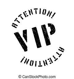 Vip rubber stamp. Grunge design with dust scratches. Effects...