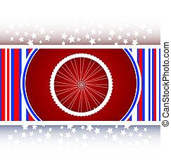 bike wheels glossy web icon button