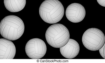 Volleyball Balls Transition