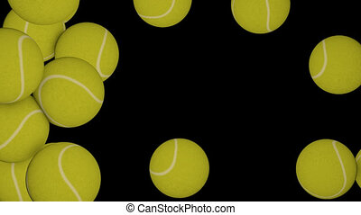Tennis transition - Tennis Balls Transition is a funny...