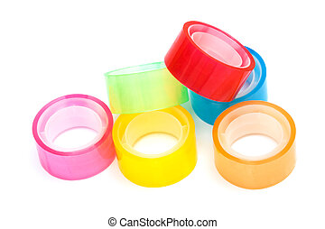 transparent adhesive tape - colored and transparent adhesive...