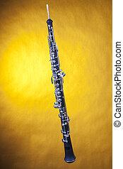 雙簧管, 被隔离, 上, 黃色