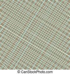 Textile braided background thread fabric. Vector...