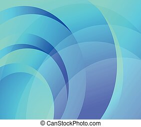 Digital Background - Vector Design of Abstract Digital...
