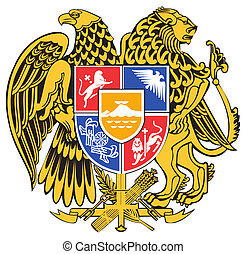 Armenia Coat of Arms - Armenia coat of arms, seal or...