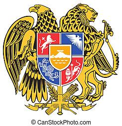 Armenia Coat of Arms - Armenia coat of arms, seal or...