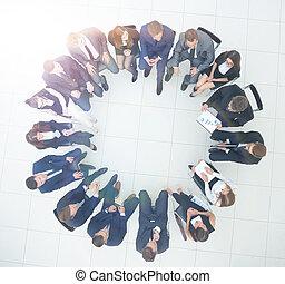 conferenza, addestramento, concetto, affari, istruire, Pianificazione, cultura