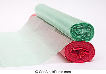 roll of cellophane