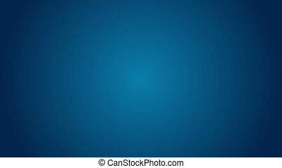 Clouds server communication tech video clip. Blue concept...