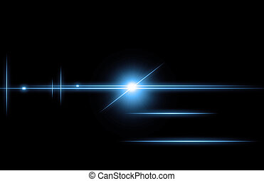 Abstract flare in black  background. It looks bright, shine and glittering. You can apply for wallpaper,background,backdrop,product display and artwork design.