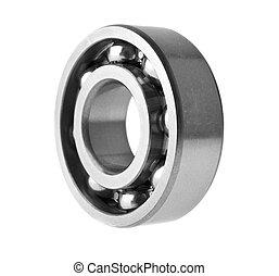 bearing isolated on white background closeup