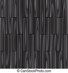 parquet black background