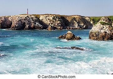 seascape at Porto Covo, Alentejo, Portugal