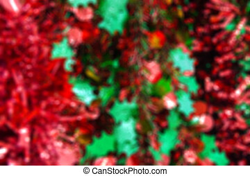Background of NewYear Elements - Abstract blur Background...
