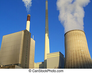 Power Plant - Image of a Power Plant