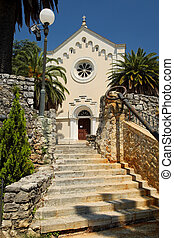 Church of St. Jerome in Herceg Novi, Montenegro