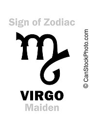 Astrology: Sign of Zodiac VIRGO (The Maiden) - Astrology...