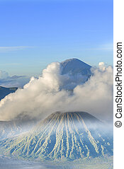 Bromo mount, Indonesia