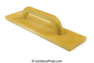 Plastering float