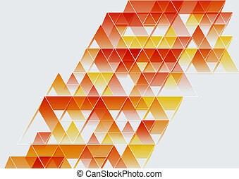 Graphic illustration. - Abstract background with geometric...