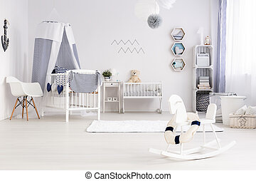 Bright and cozy room for child - Bright and cozy room for a...