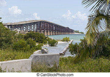 Scenic Views Of The Florida Keys