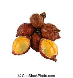 Salak fruit, Salacca zalacca. - Salak fruit, Salacca zalacca...
