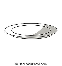 Isolated plate design