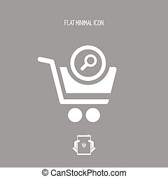 Find product in the web store